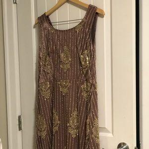 Custom made dress